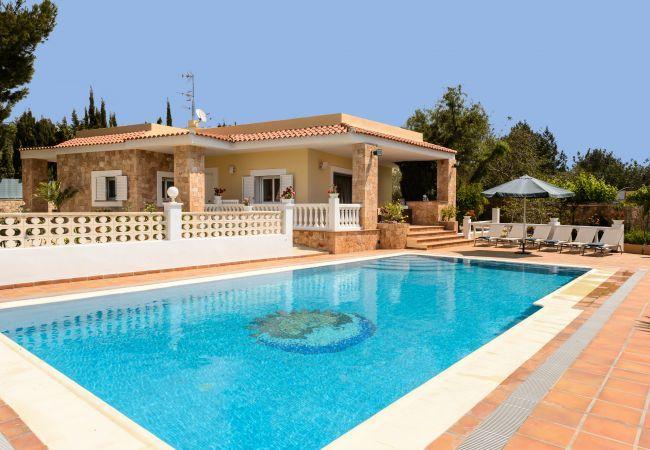 Villa/Dettached house in Ibiza - VILLA MARIA (CA NA)
