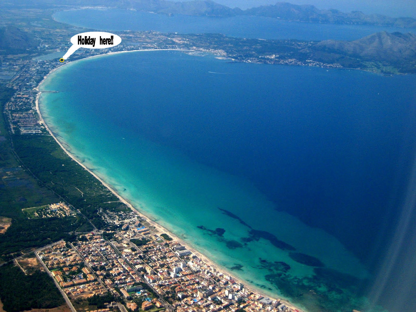 in Port d´Alcudia - Mar y Lago, Beach House 5StarsHome Mallorca