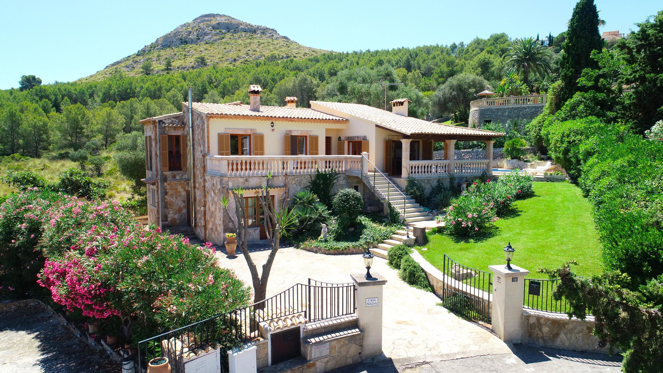 in Alcúdia - Malva, House 5StarsHome Mallorca