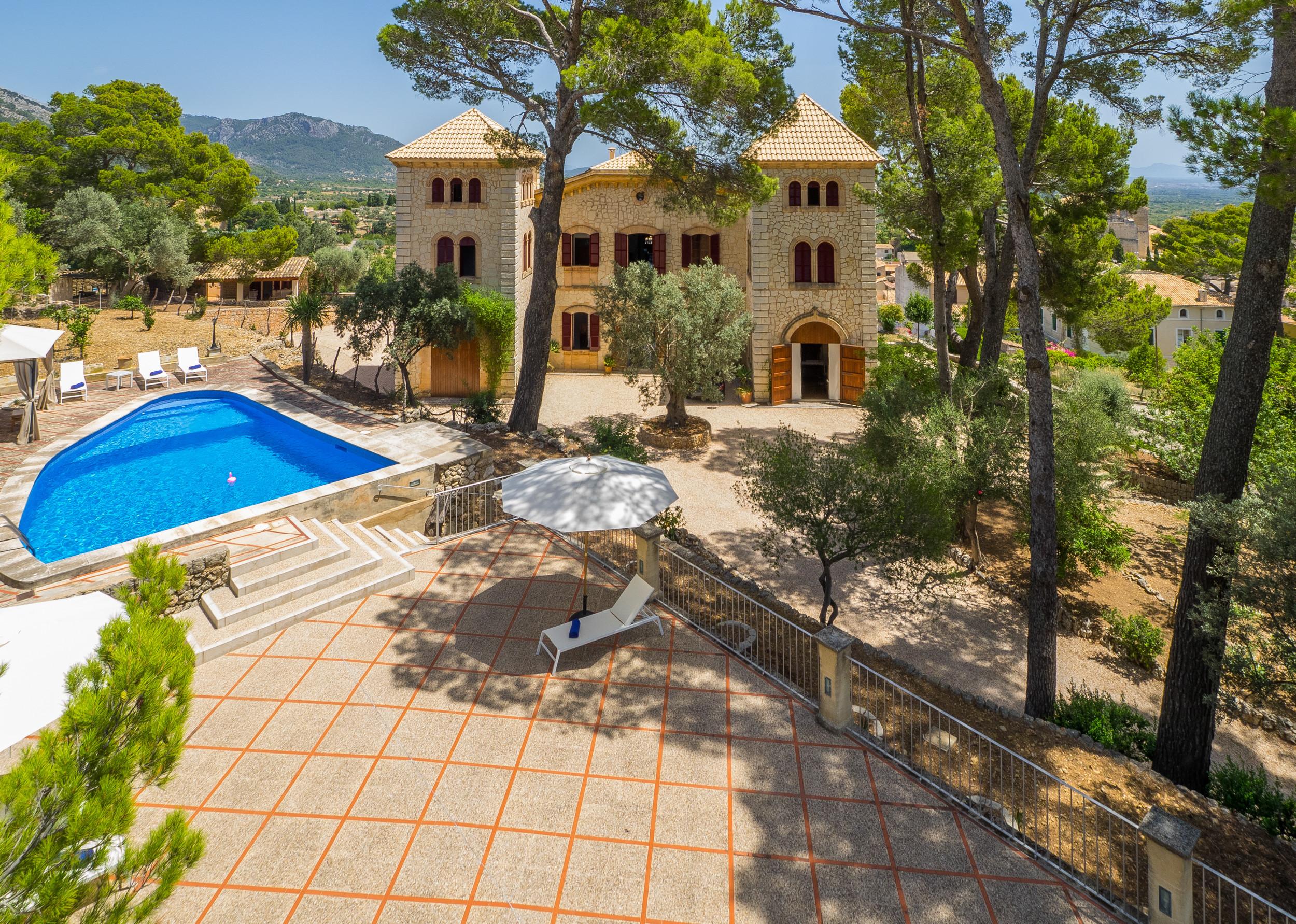 Villa/Dettached house in Selva - Es Rafal Bell, Finca 5StarsHome Mallorca