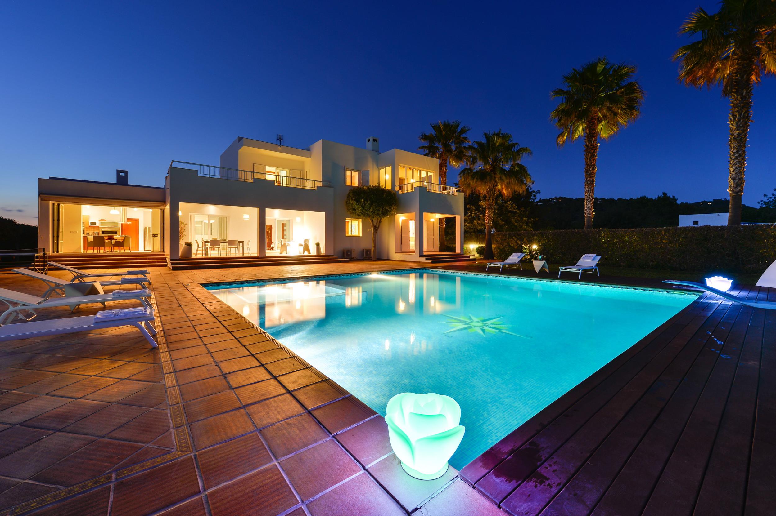 Villa/Dettached house in Can Ramón  - Can Fluxa, Villa 5StarsHome Ibiza
