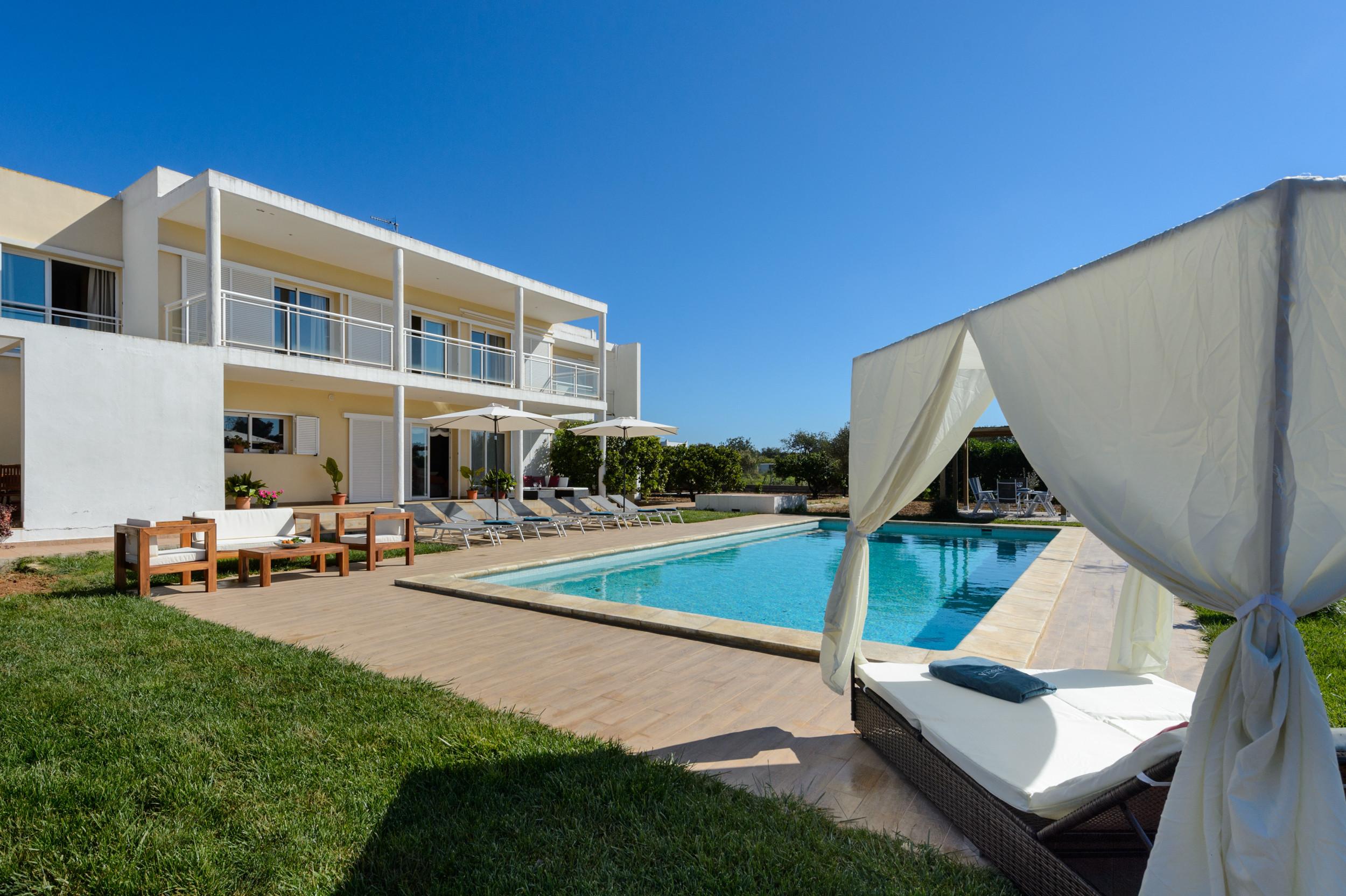Villa/Dettached house in Santa Eulalia del Río - Can Guasch, Villa 5StarsHome Ibiza
