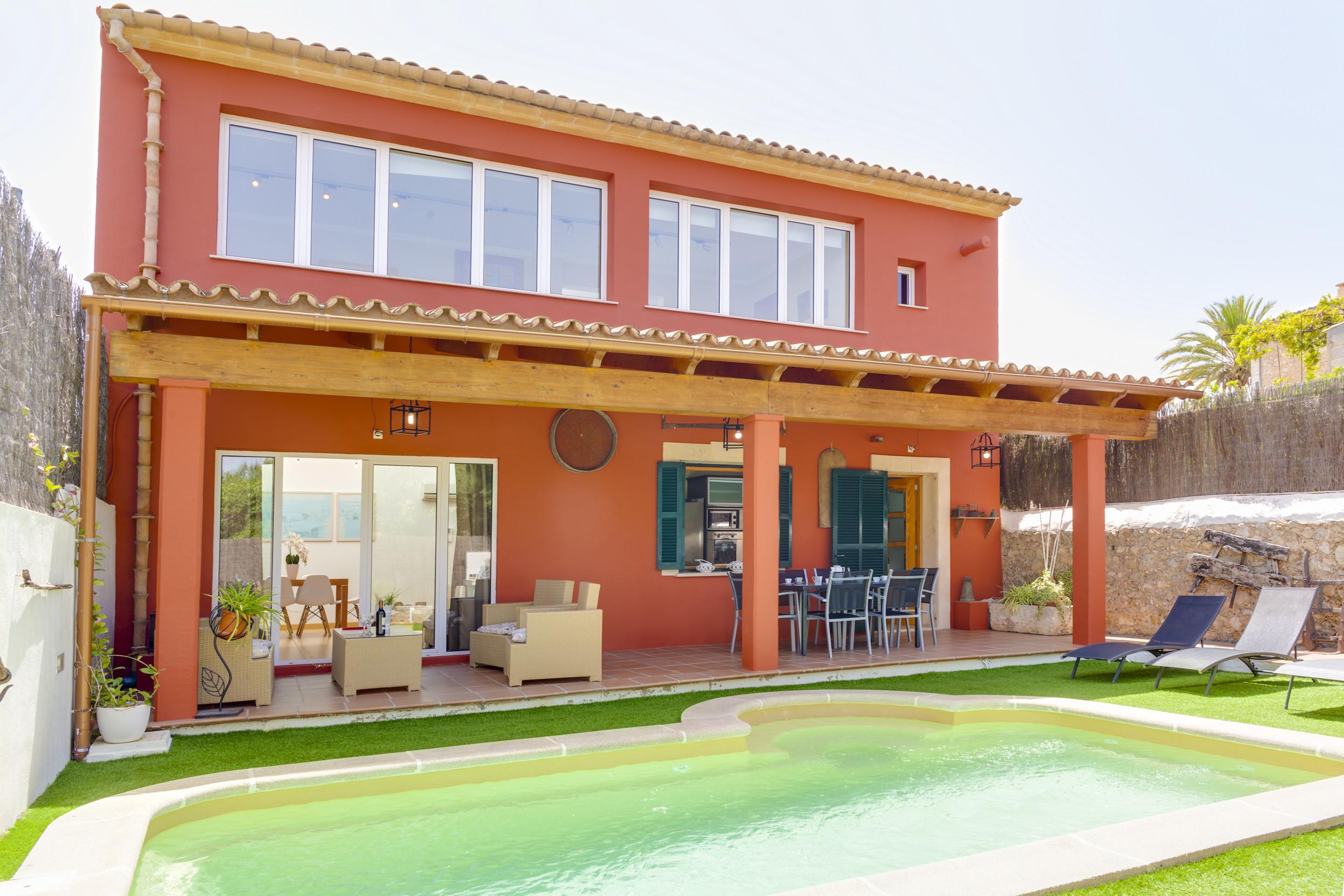 in Selva - Casa Son Arnau, House 5StarsHome Mallorca