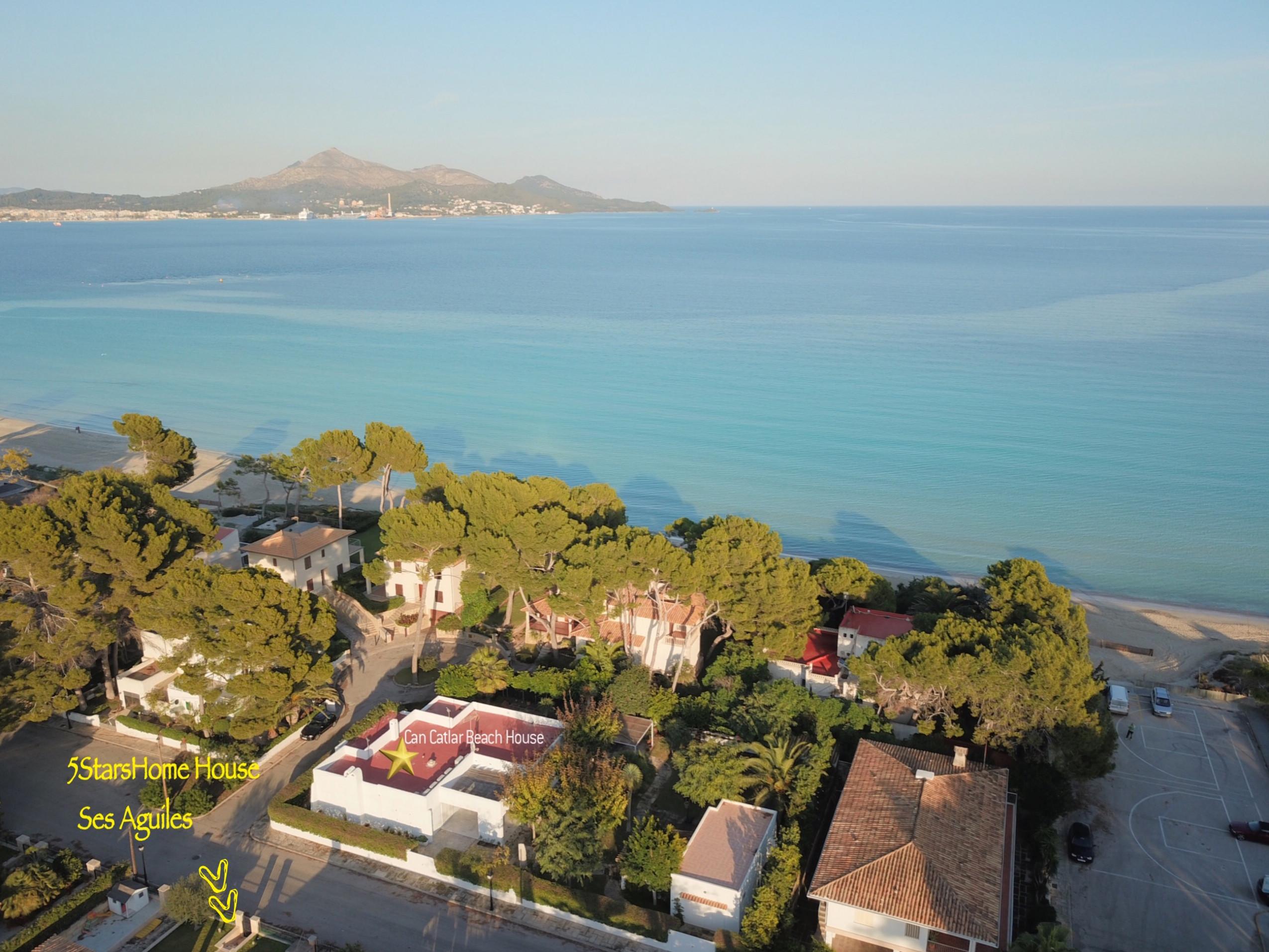 in Platja de Muro - Aguiles 7 ,Beach House 5StarsHome Mallorca