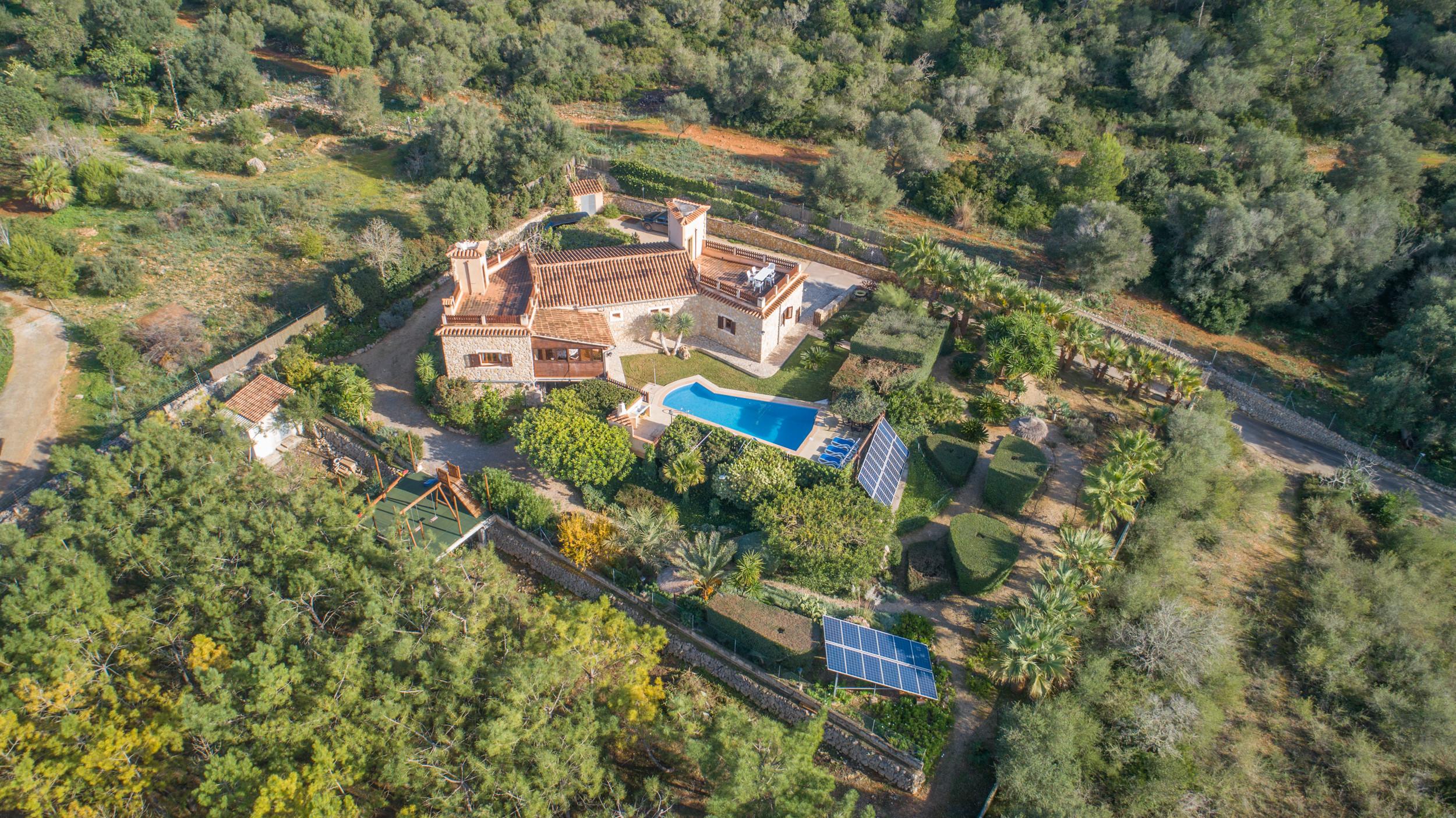 in Ariany - Can Xisco Domatiga, Finca 5StarsHome Mallorca