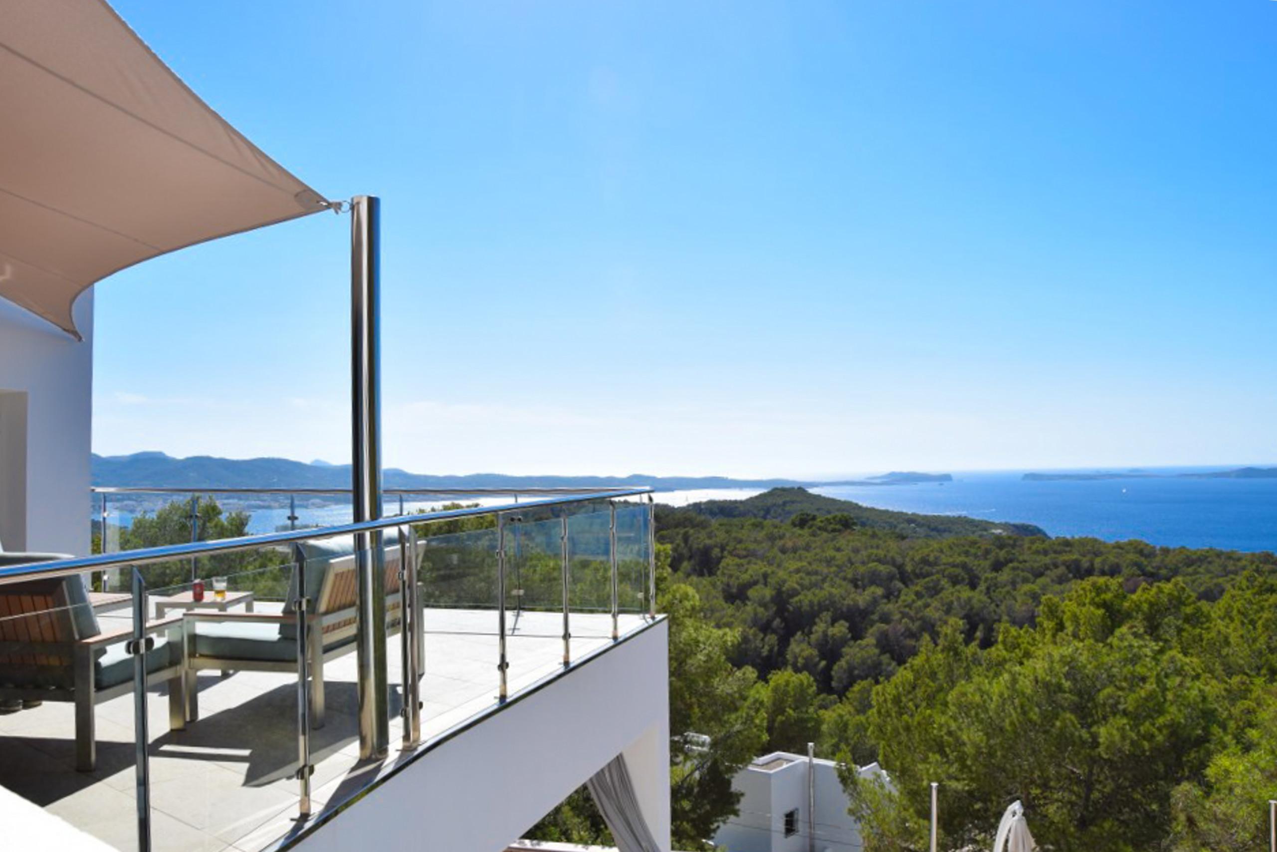 Villa/Dettached house in Sant Antoni de Portmany / San Antonio - Elefant Sea View, Villa 5StarsHome Ibiza