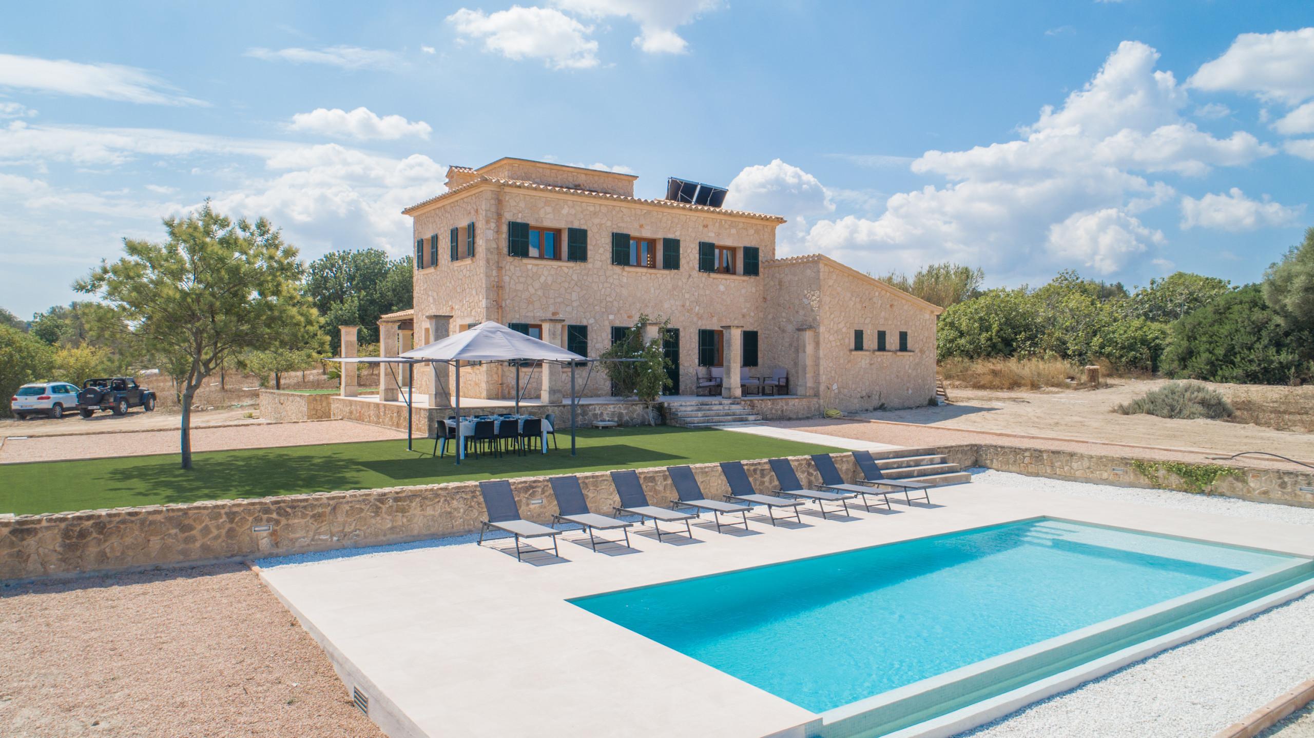 Villa/Dettached house in Lloret de Vistalegre - Sa Font de Lloret, Finca 5StarsHome Mallorca