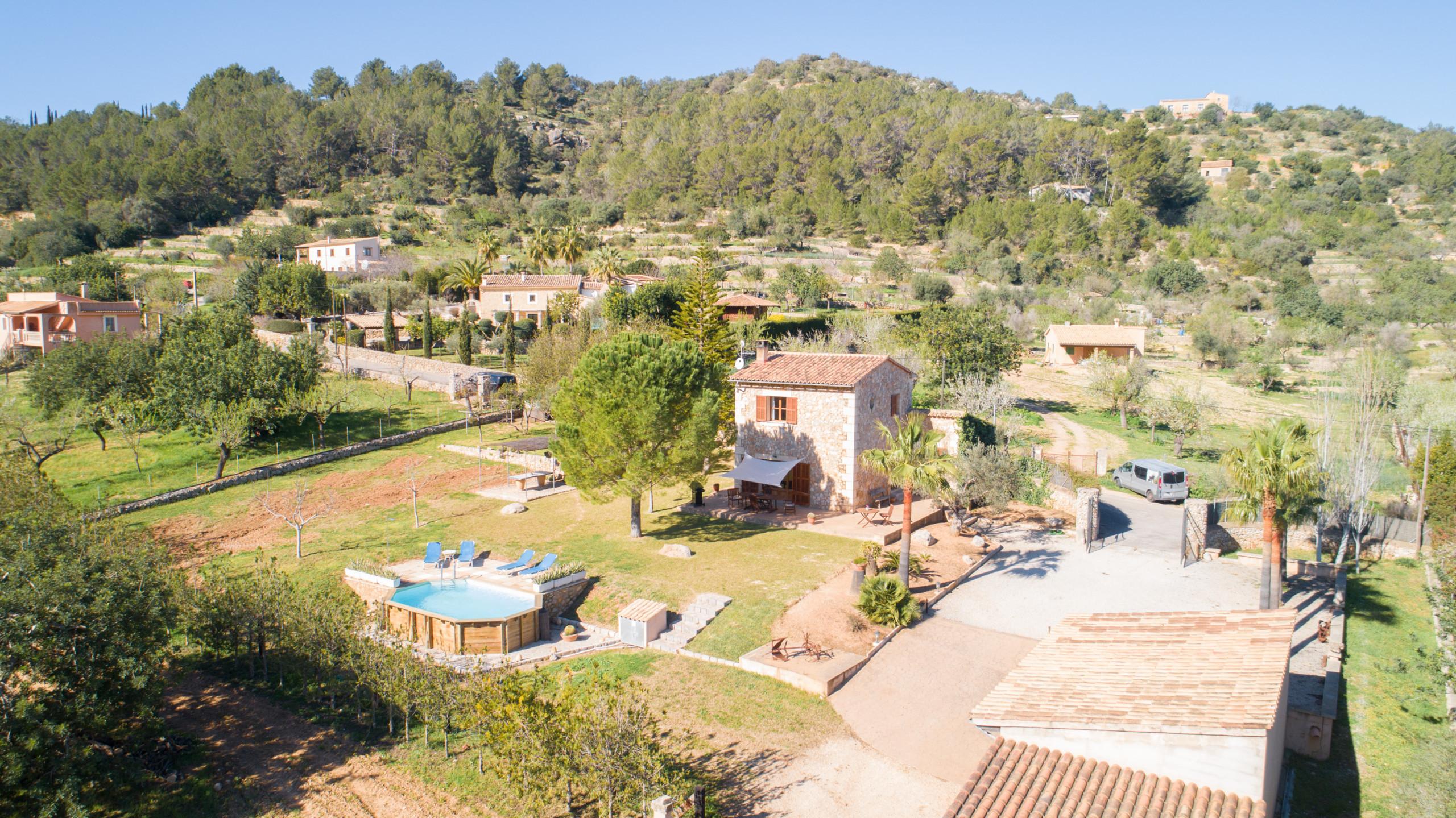 Villa/Dettached house in Alaro - Vanyols, Finca 5StarsHome Mallorca