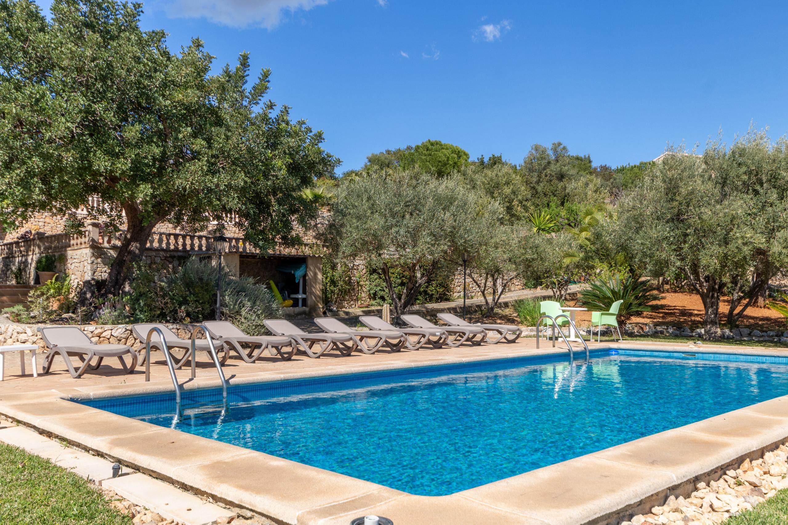 Villa/Dettached house in Inca - Puig Reure, Villa-Finca 5StarsHome Mallorca