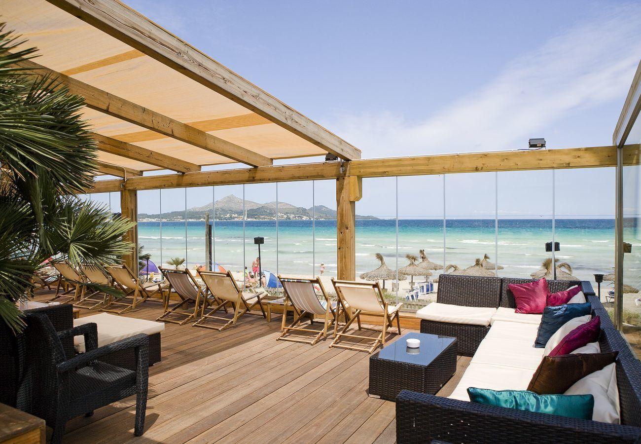 House in Port d´Alcudia - Mar y Lago, Beach House 5StarsHome Mallorca