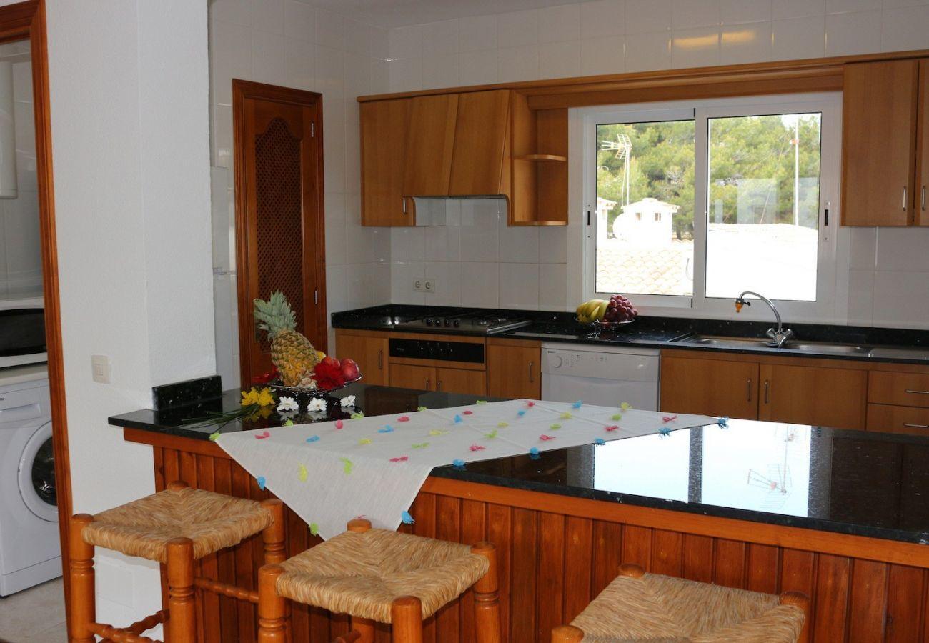 House in Platja de Muro - Violeta Beach House GF, Villa 5StarsHome Mall
