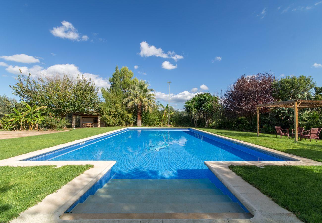 Cottage in Buger - Sa Rata, Finca 5StarsHome Mallorca