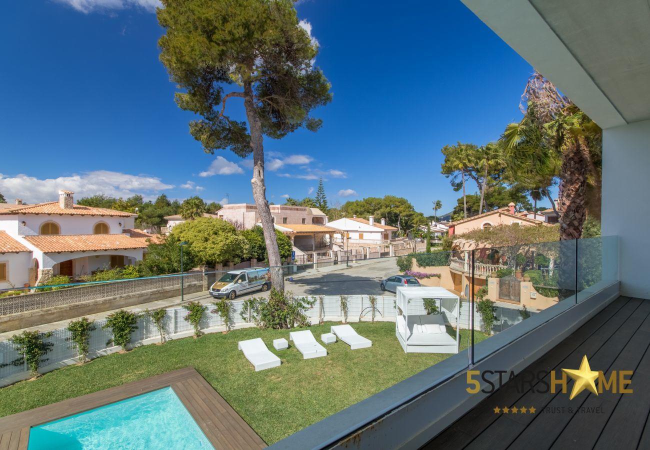 Villa in Muro - Cuc de Mar, Villa 5StarsHome Mallorca