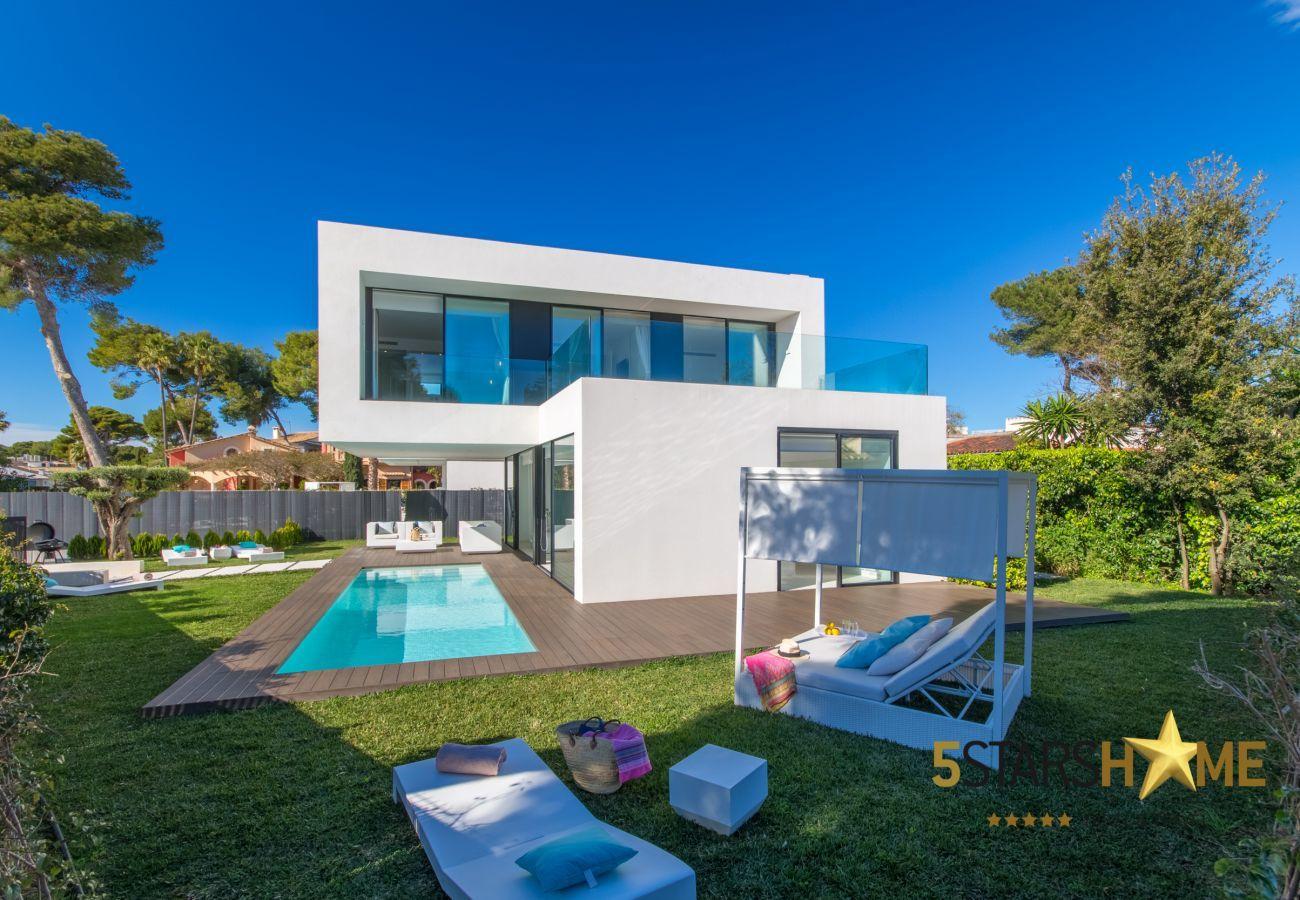 Villa in Platja de Muro - La Pau de Mar, Villa 5StarsHome Mallorca