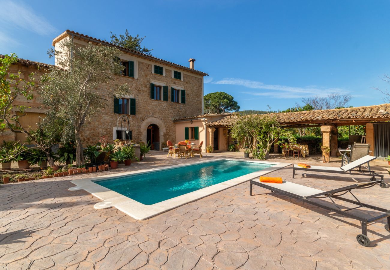 Cottage in Sóller - Sa Frontera, Finca 5StarsHome Mallorca