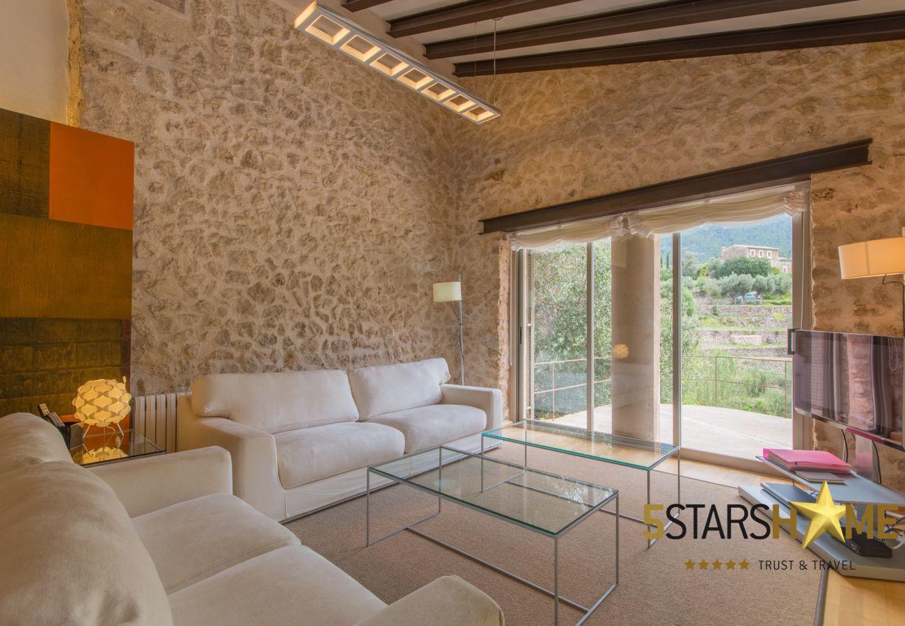 Villa in Estellencs - Es Port Cala Estellencs, Villa-Finca 5StarsHome Ma