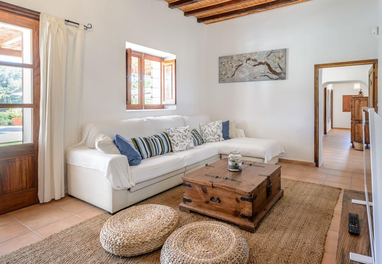 Villa in Santa Eulalia des Riu - Can Torres, Villa 5StarsHome Ibiza
