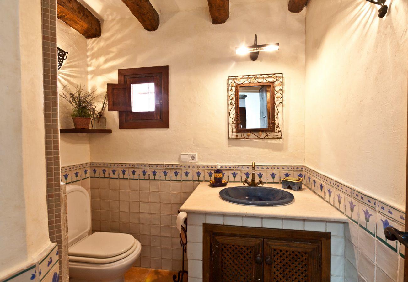 Villa in Santa Eulalia des Riu - Can Niko, Finca 5StarsHome Ibiza