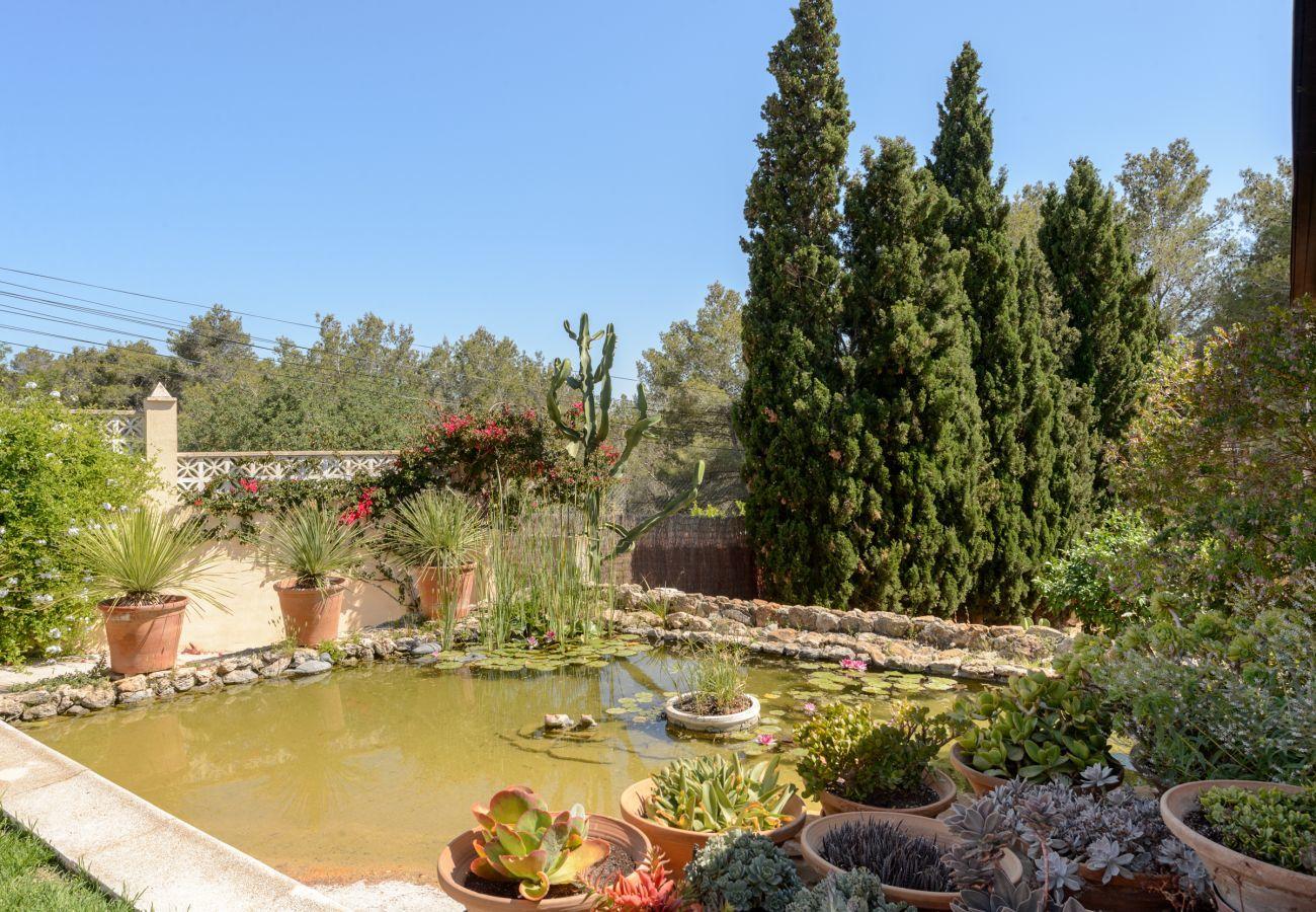 Cottage in San Rafael de Sa Creu/ Sant Rafael de Sa Creu - Can Safres Raco, Finca 5StarsHome Ibiza