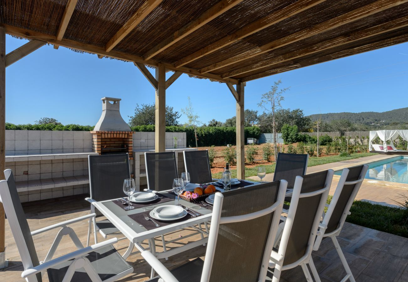 Villa in Santa Eulalia des Riu - Can Guasch, Villa 5StarsHome Ibiza