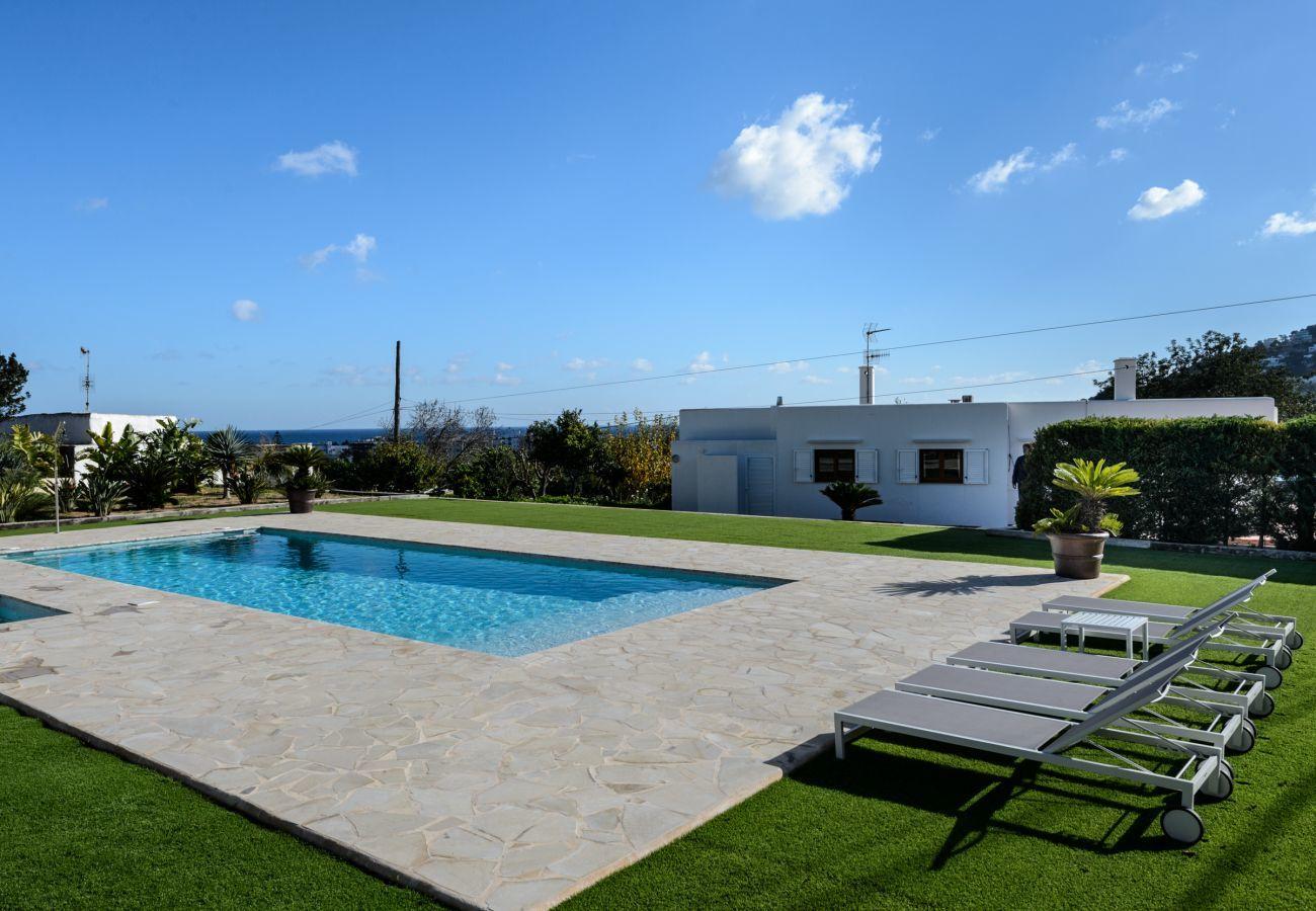 Villa in Santa Eulalia des Riu - Can Pere Blai, Villa 5StarsHome Ibiza