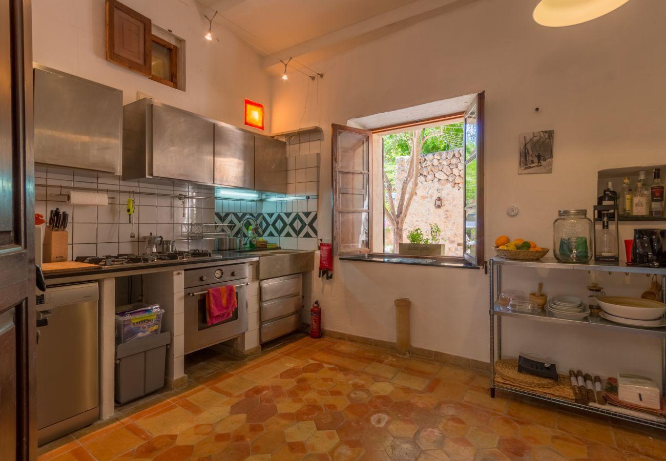 Cottage in Campanet - Sa Tafona, House 5StarsHome Mallorca