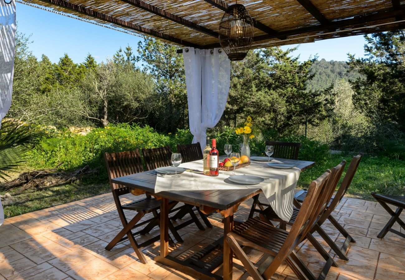 Cottage in San Rafael de Sa Creu/ Sant Rafael de Sa Creu - Can Parra (Can Fumeral), Finca 5StarsHome Ibiza