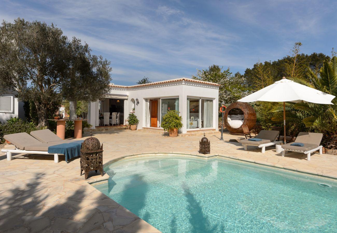 Villa in San Carlos/ Sant Carles de Peralta - Carmen, Villa 5StarsHome Ibiza