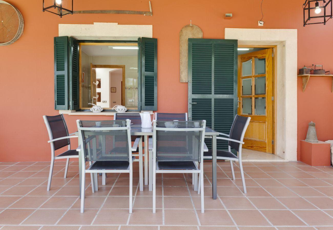 House in Selva - Casa Son Arnau, House 5StarsHome Mallorca