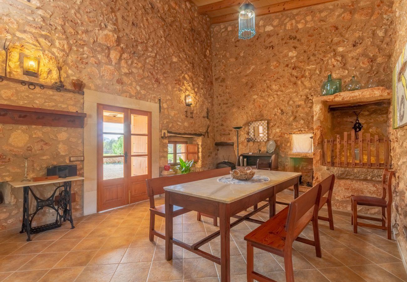 Cottage in Algaida - Son Garbi  ,Casa Rural 5StarsHome Mallorca