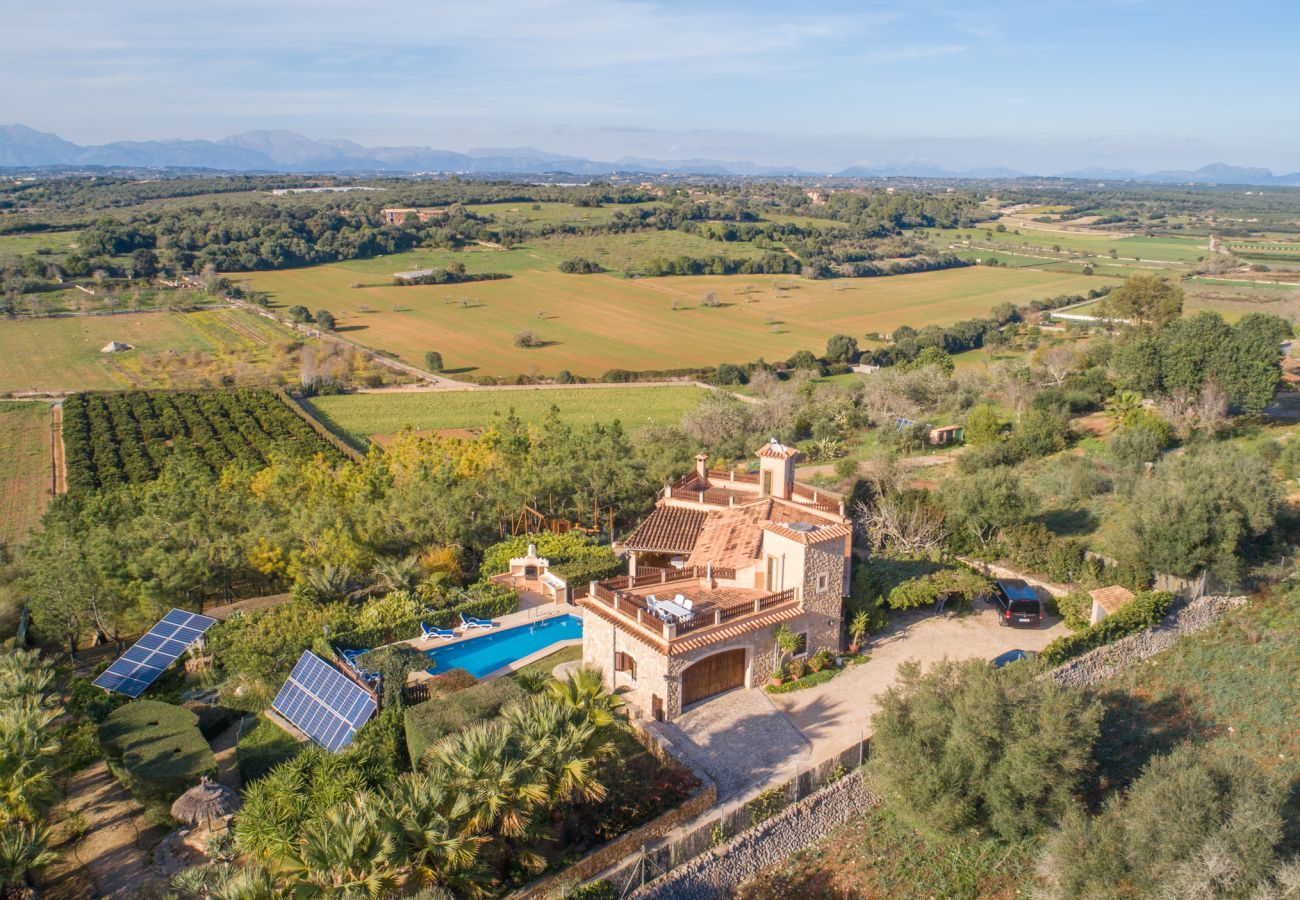 Cottage in Ariany - Can Xisco Domatiga, Finca 5StarsHome Mallorca