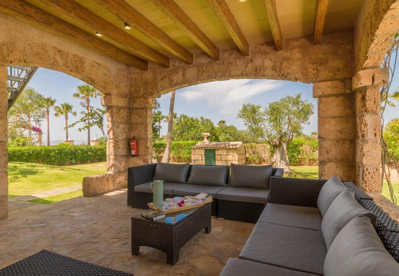 Cottage in Santa Margalida - Can Miquel Camp, Finca 5StarsHome Mallorca