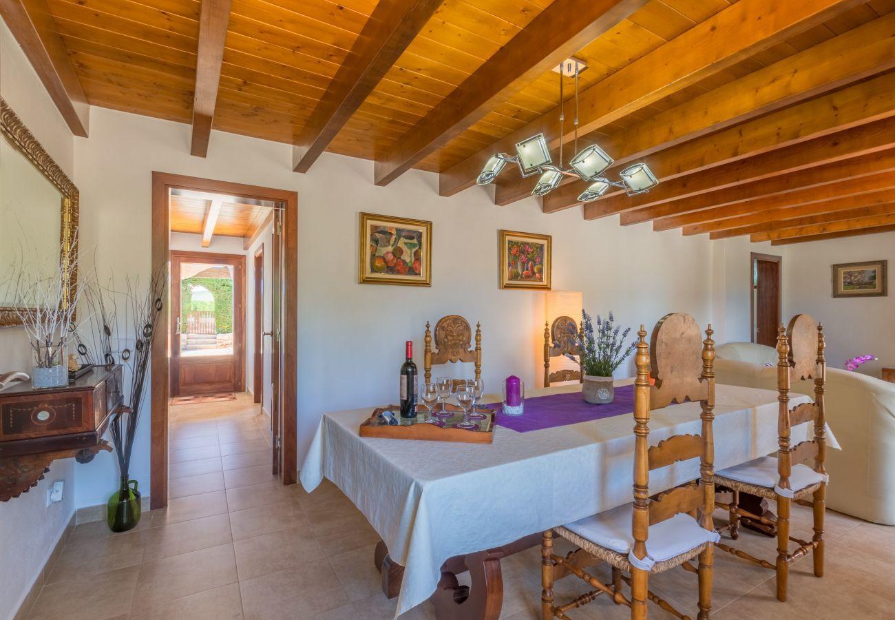 Cottage in Colonia de Sant Pere - Corb Mari Sea & Beach House, Finca 5StarsHome Mall