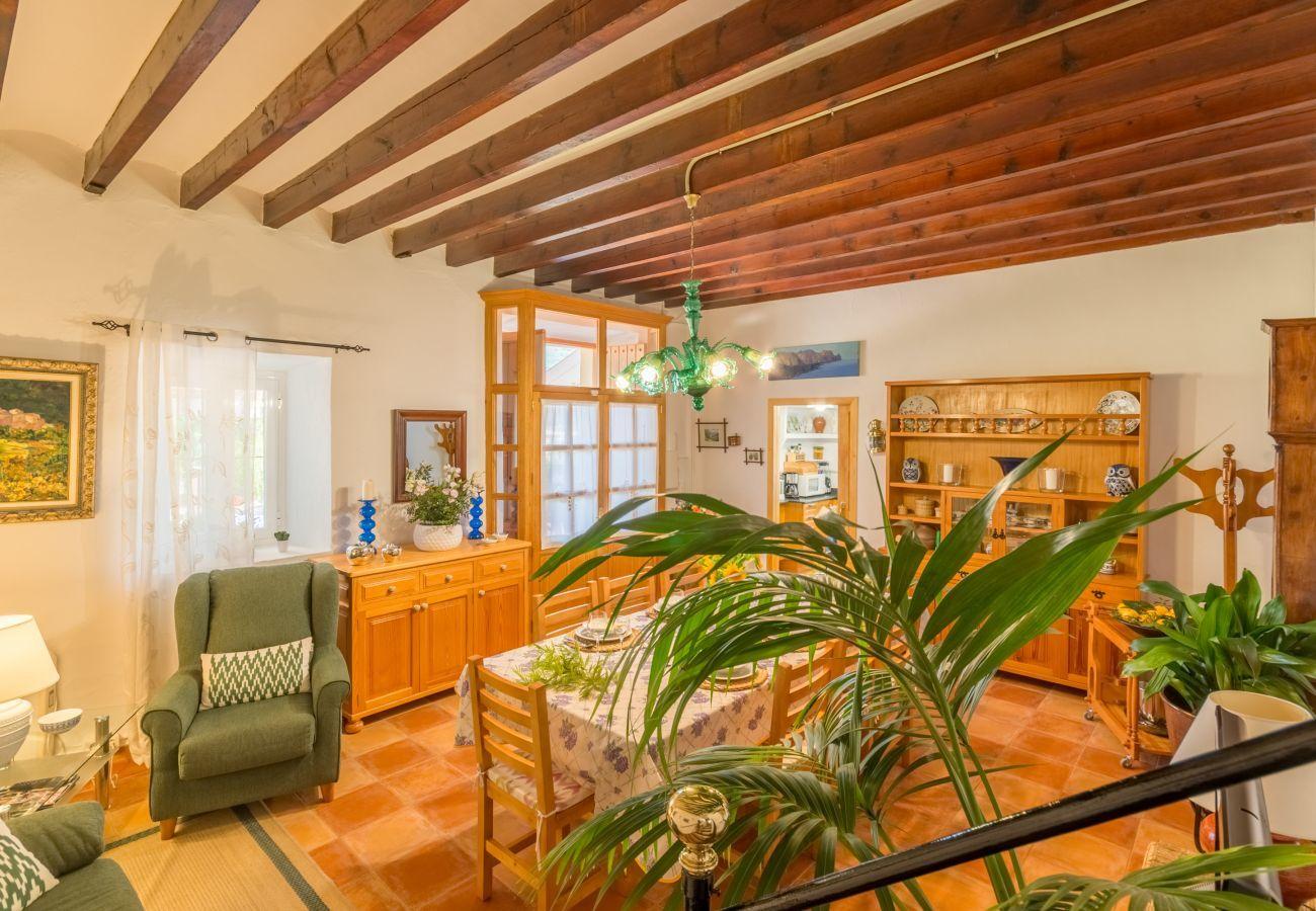 Cottage in Esporlas - Aire Can Pieres, Finca 5StarsHome Mallorca