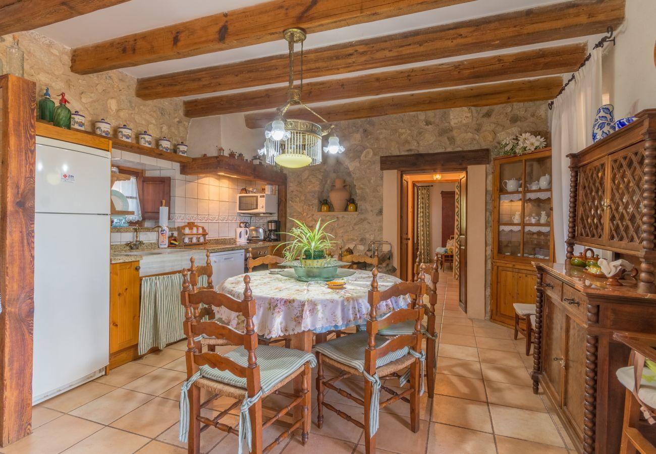 Cottage in Sineu - Sineu Fangar, Finca Mallorca 5StarsHome