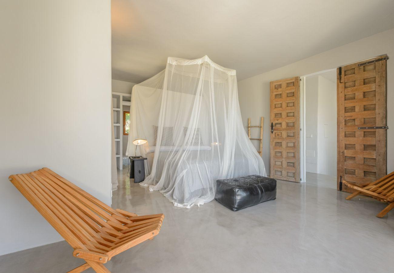 Villa in San Rafael de Sa Creu/ Sant Rafael de Sa Creu - Natural Pau, Villa 5StarsHome Ibiza
