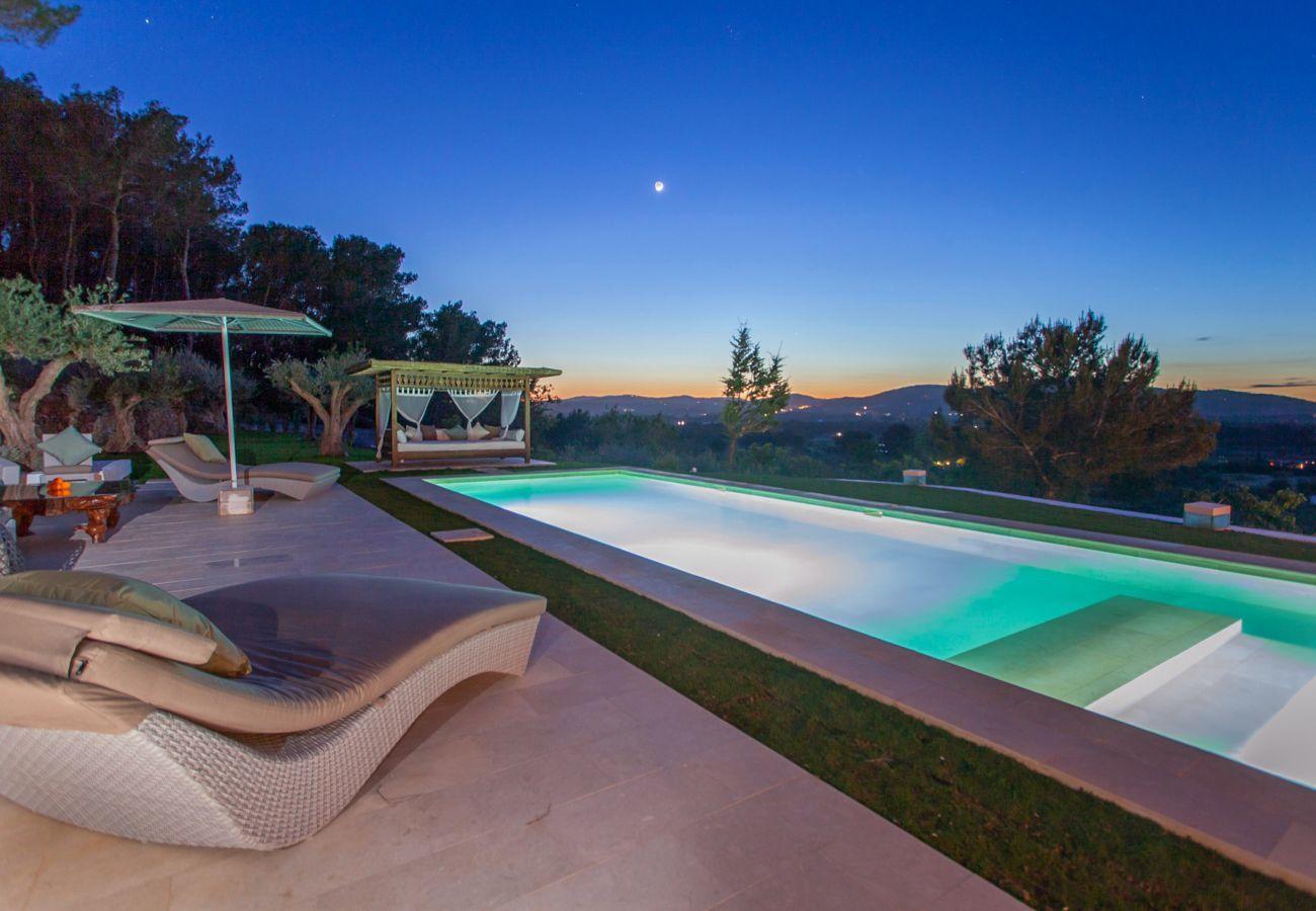 Villa in Sant Llorenç de Balafia - Villa Bes, Villa 5StarsHome Ibiza