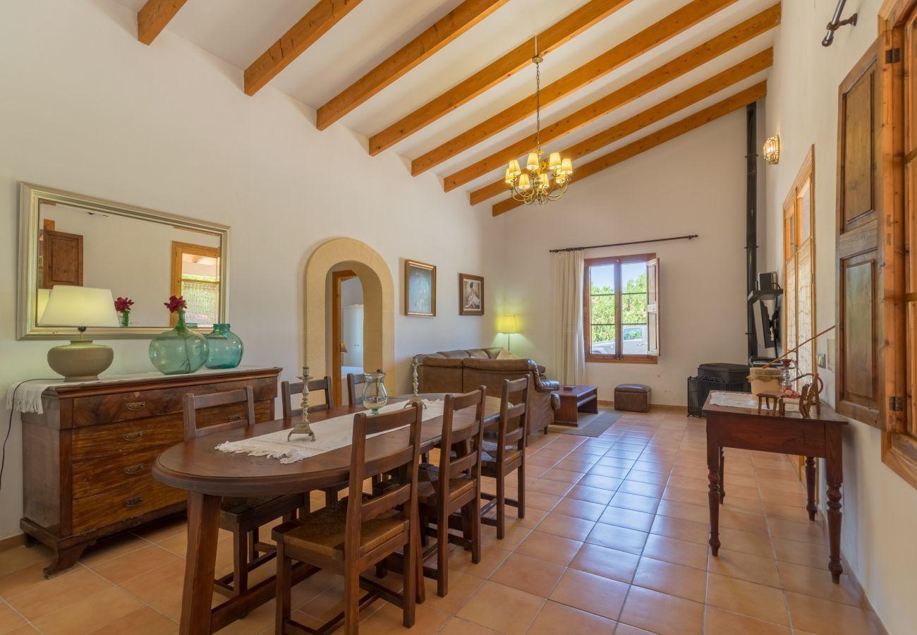 Cottage in Santa Margalida - Sa Cova Dor, Finca 5StarsHome Mallorca