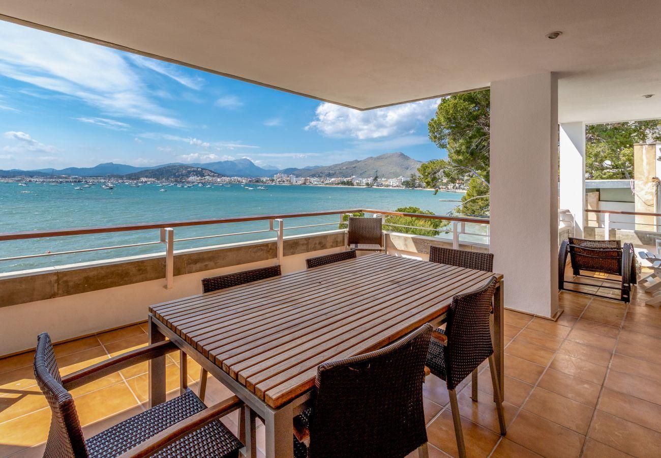 Apartment in Puerto Pollensa - Bellveure 1, Apartamento 5StarsHome Mallorca
