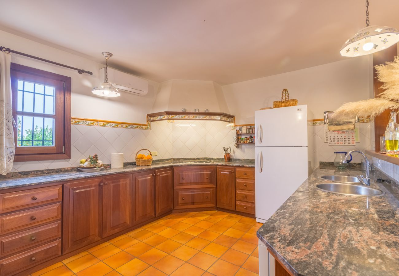 Country house in Buger - Anthony Puça, Villa 5StarsHome Mallorca