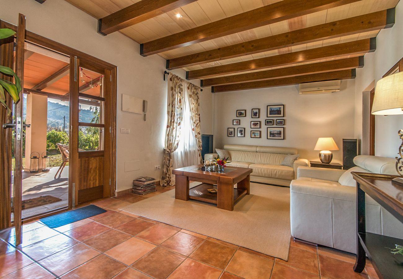 Villa in Inca - Puigmaria, Villa 5StarsHome Mallorca