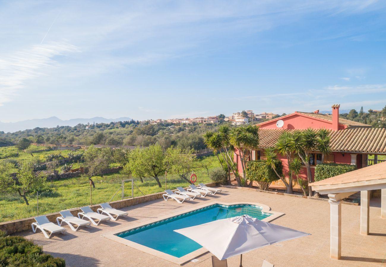 Villa in Portol  - Tancaportol, Finca 5StarsHome Mallorca