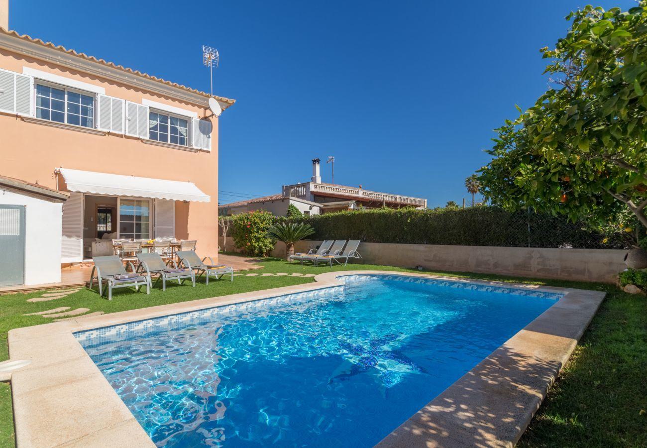 House in Bahía Grande - Bahia Xalana, House 5StarsHome Mallorca