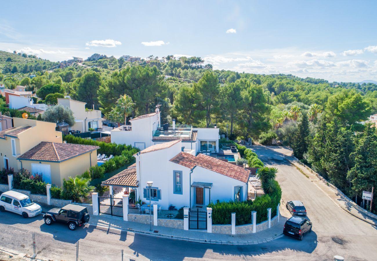 Chalet in Alcudia - Panchota, Villa 5StarsHome Mallorca