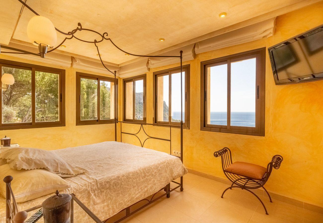 Villa in Port d' Andratx - Llamp Sea View, Villa 5StarsHome Andratx