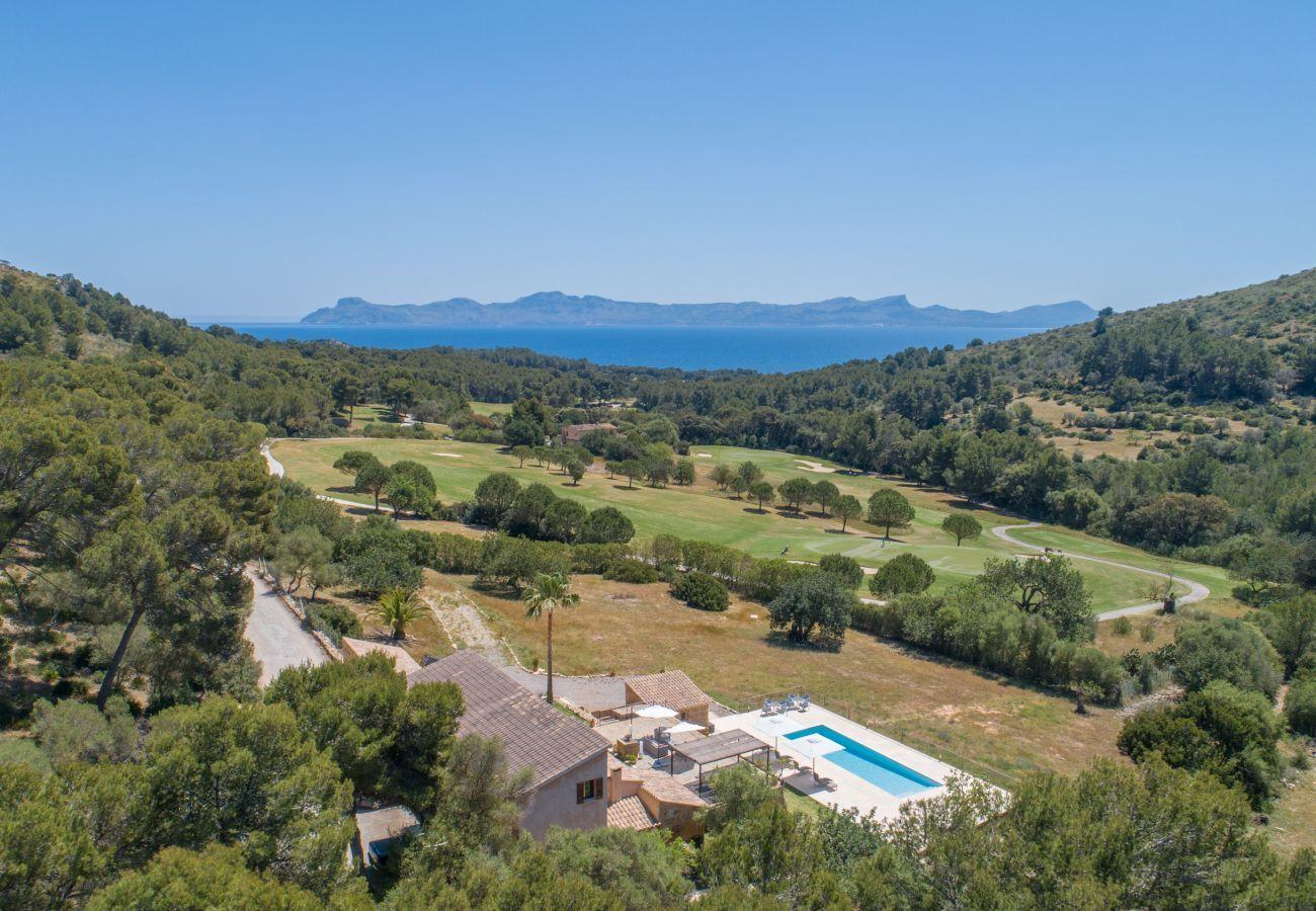 Cottage in Alcudia - Sea & Golf, Villa-Finca 5StarsHome Mallorca