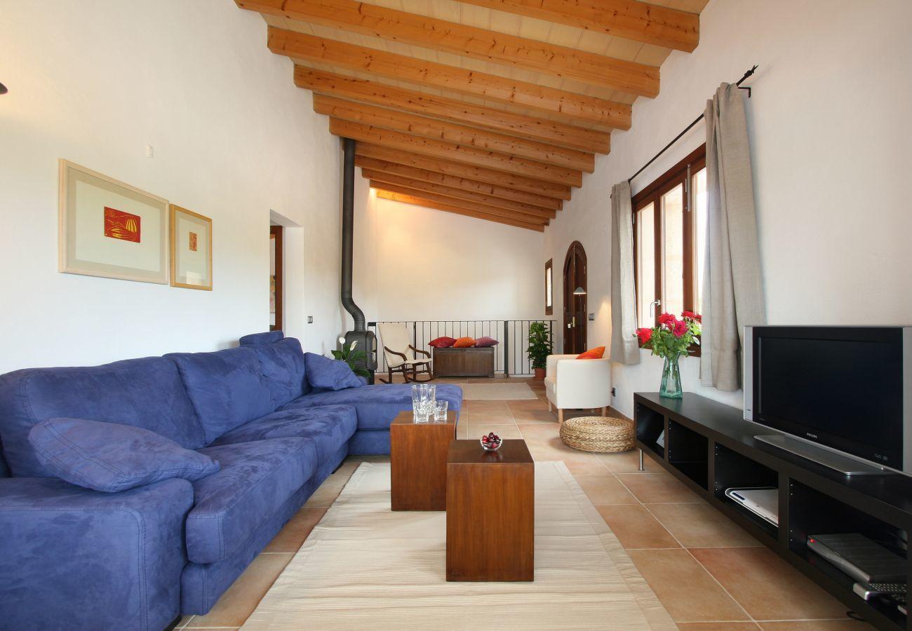 Cottage in Pollensa - MarGolf,  Villa-Finca 5StarsHome Pollensa