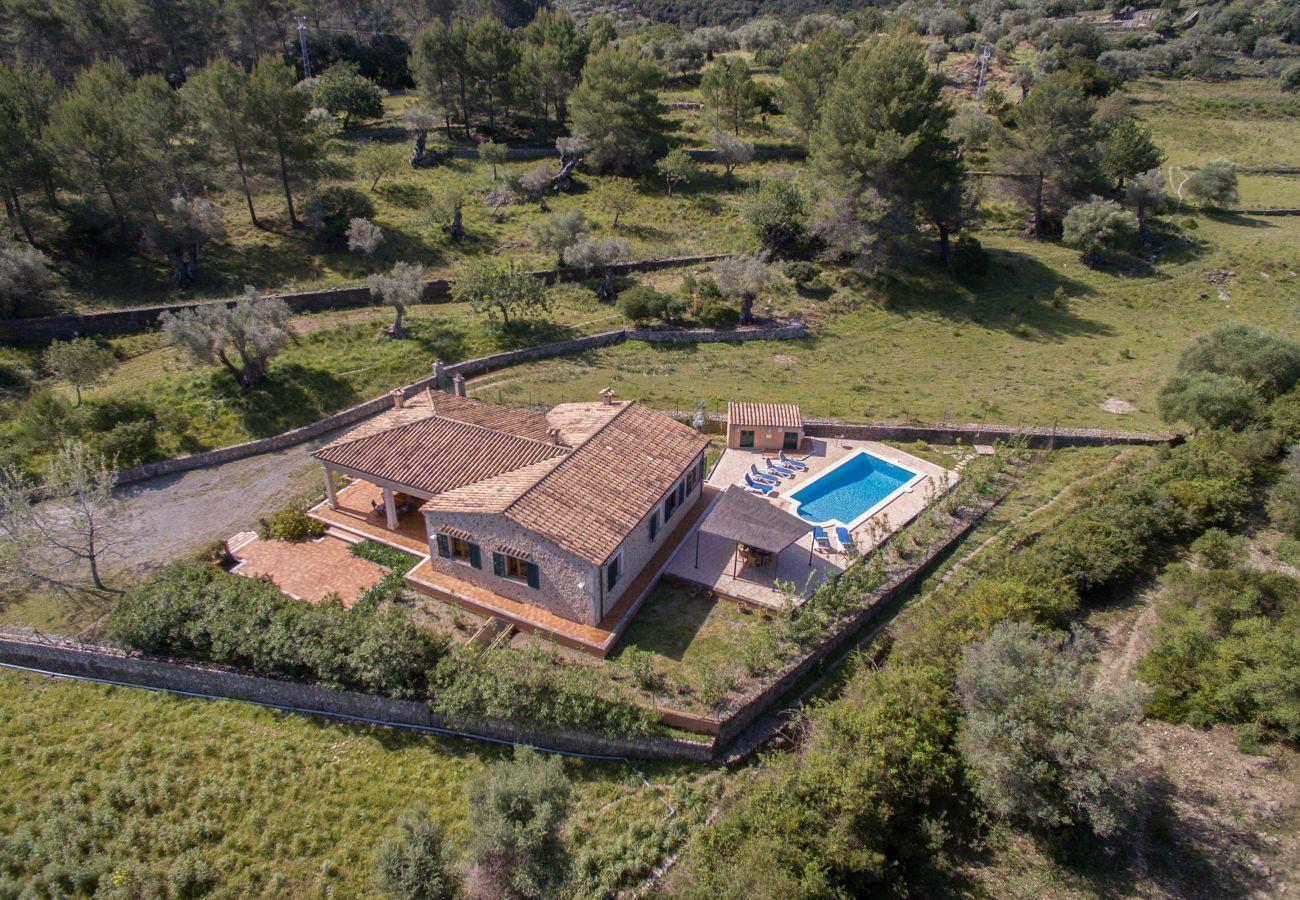 Cottage in Pollensa - Vosmar, Finca 5StarsHome Mallorca