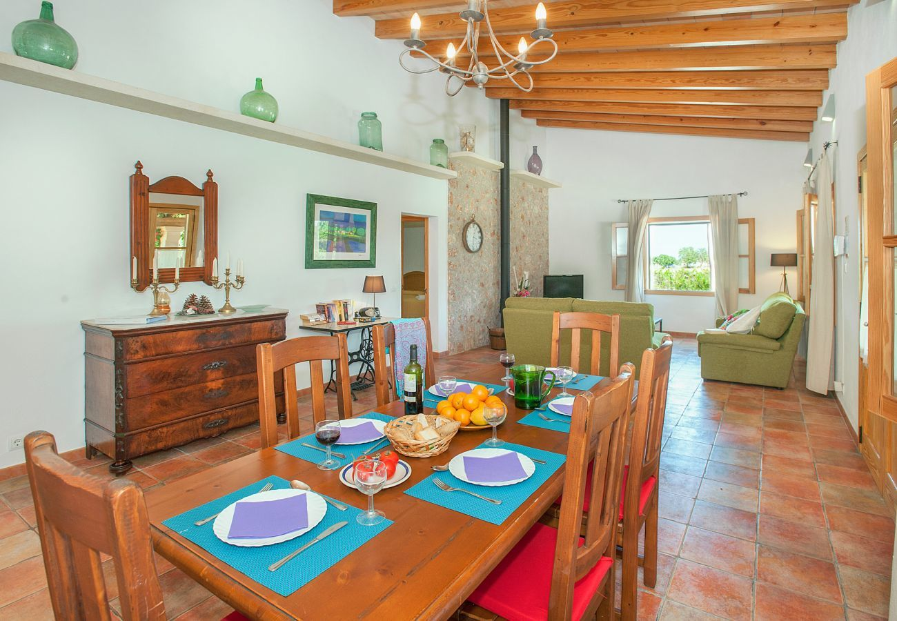 Cottage in Alcudia - Borges, Finca 5StarsHome Mallorca