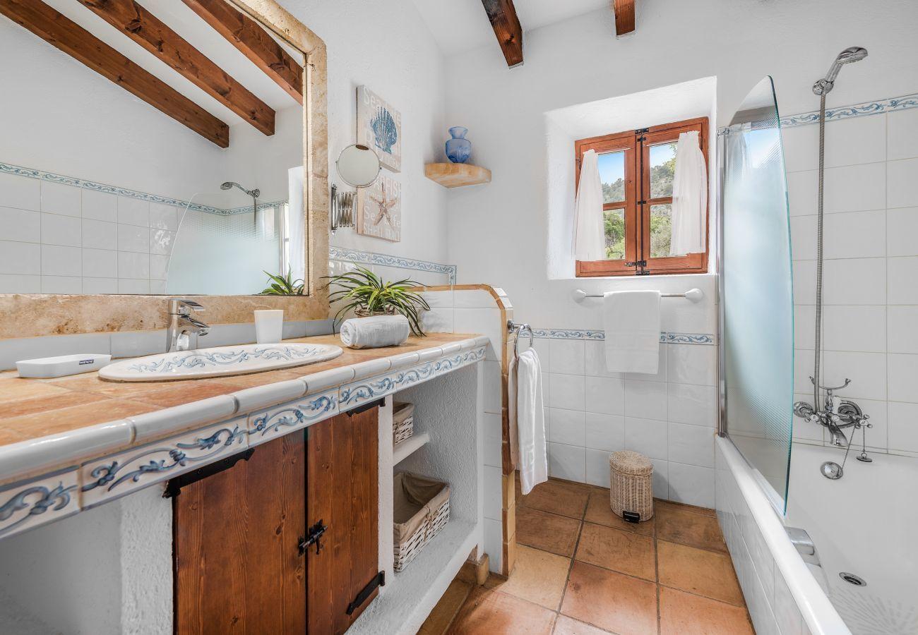 Cottage in Pollensa / Pollença - Montgolf, Finca 5StarsHome Mallorca